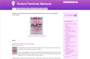 Oxford Feminist Network