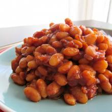 Burmese baked beans